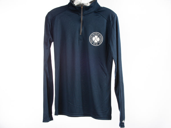 B-CORE WOMENS 1/4 ZIP