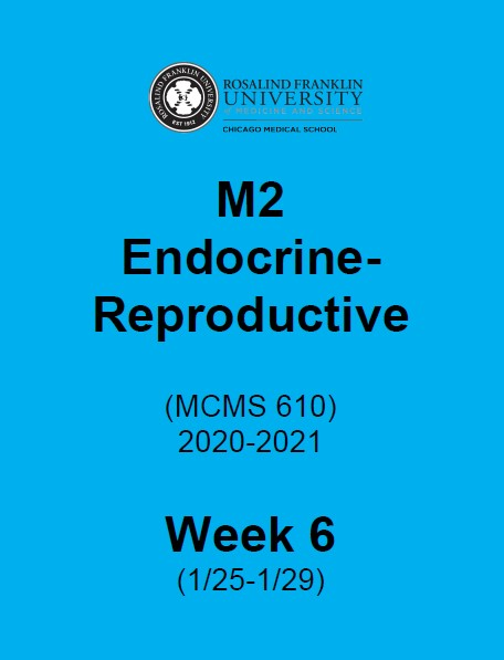 SN2020 M2 ENDOCRINE - REPRODUCTIVE BIOLOGY BOOK 6