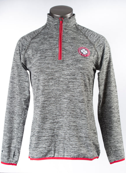 Ladies Force Training 1/4-Zip Pullover