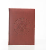 Journal, Large Leather, Bound and Embossed