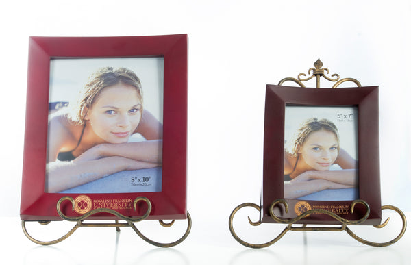 Picture Frames, Rosewood Finish