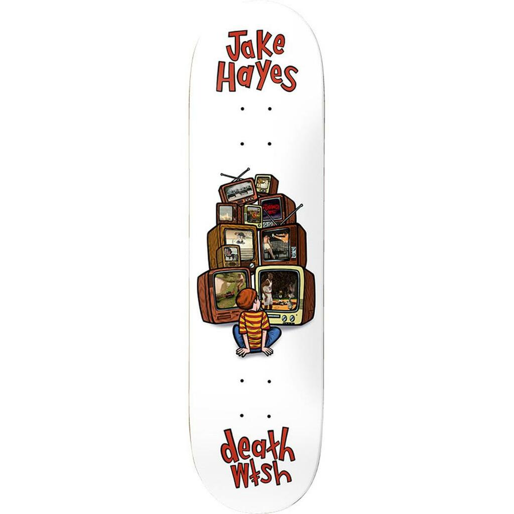 Jake Hayes Channel Surfing Pro Deck 8.25 X 31.5