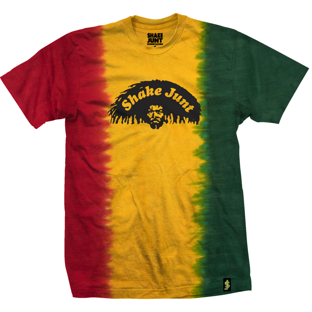 Dreads Rasta S/S Tee (size options listed)