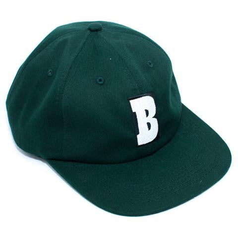 Capital B Forest Strapback Hat