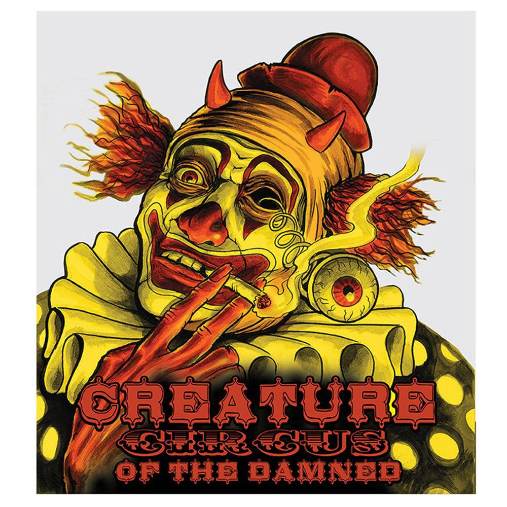 Circus of the Damned Sticker