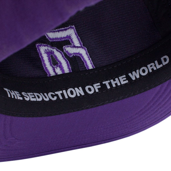 Formless 6 Panel Adjustable Hat Purp OS
