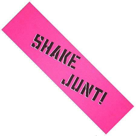 Shake Junt Colored Grip Pink/Blk/Wht