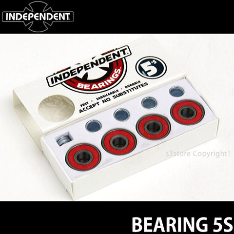 Genuine Parts 5's Bearings (8)