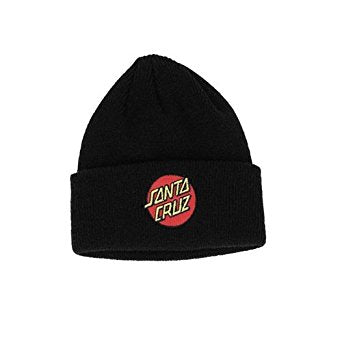 Classic Dot Long Shoreman Beanie OS (color options listed)