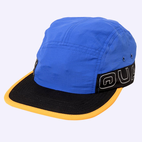 500 5 Panel Adjustable Buckle Strap Hat Royal OS