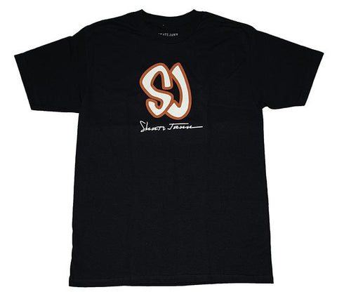 2Letter S/S Tee Shirt Navy (size options listed)