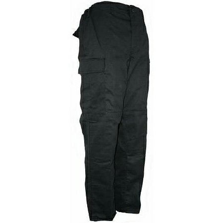 Flowers BDU Cargo Pants Black (size options listed)