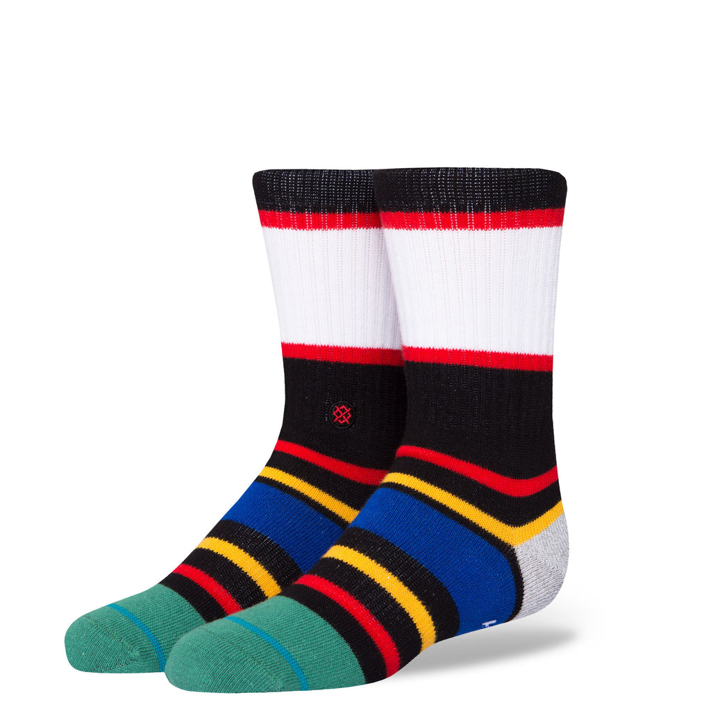 Fade Out Socks Multi Kids/Lrg