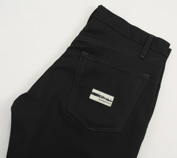 Stretch Pants Blk 34 X 32
