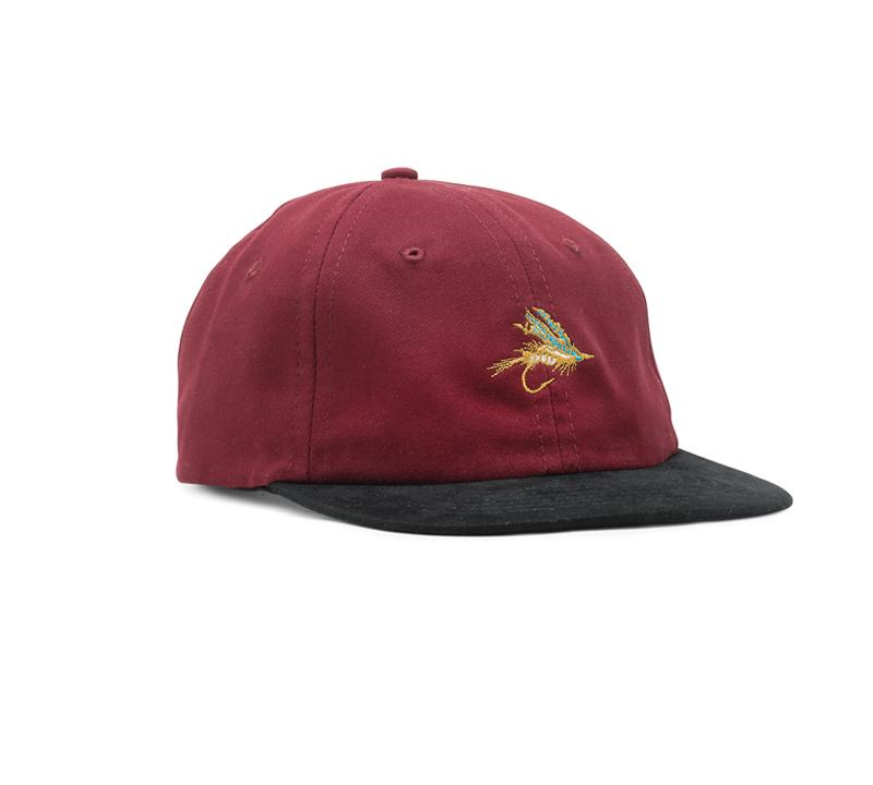 Dry Fly Hat Burg OS