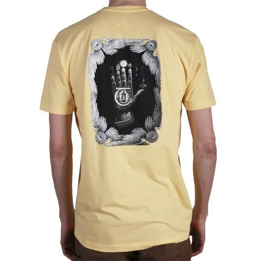 Hand Of Theories (Banana) Tee