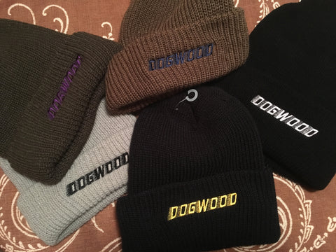 Speedwave Acrylic Knit Beanie OS (color options listed)