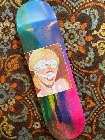 Ty Beall Pro Deck 8.3