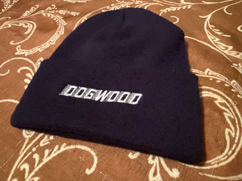 Speedwave Emb Beanie Nvy/Gry OS
