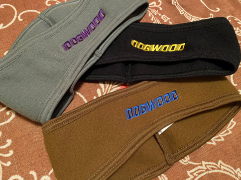 Speedwave Emb Double Layer Headband OS (color options listed)