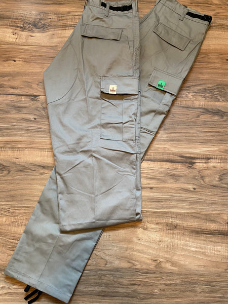 Plug BDU Cargo Pants Grey Assorted Tags (size options listed)
