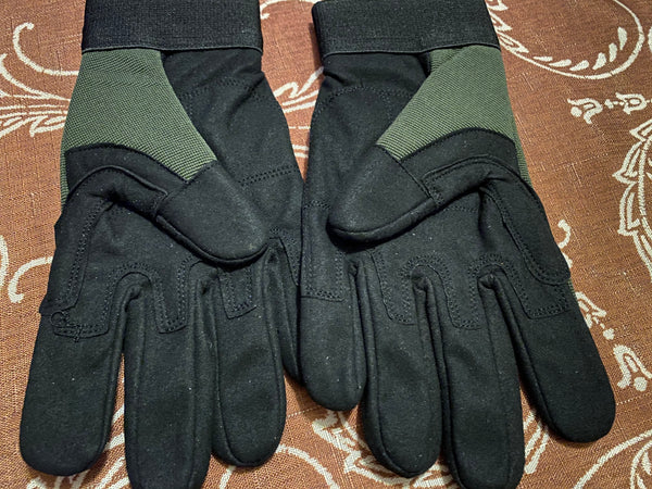 Local Lightweight All Purpose Duty Gloves (size & color options listed)