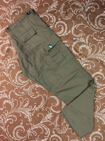 Flowers BDU Cargo Pants Coyote Tan (size options listed)