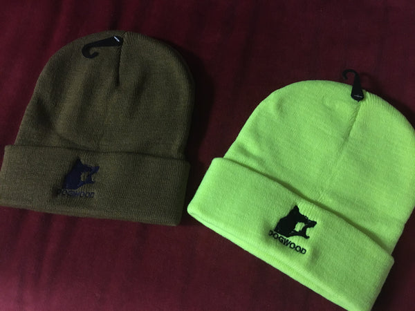 Mad Dog Loose Fit Beanie OS (color options listed)
