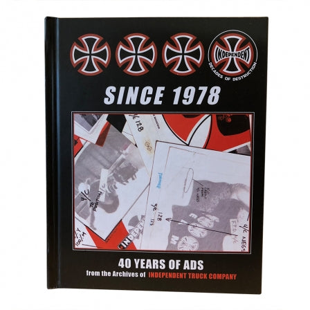 Since 1978 40 Years Of Ads Book
