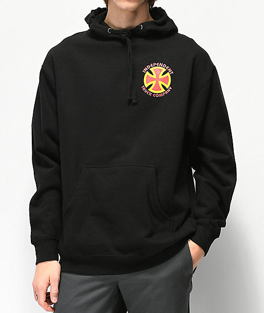 Stage Pullover Hoody Blk Lrg