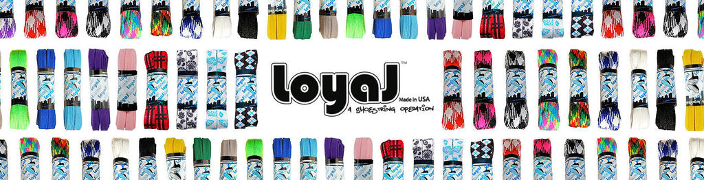 Loyal Laces Single Set (color options listed)