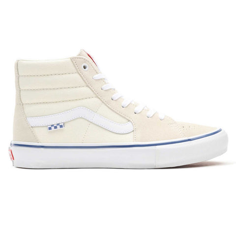 Skate Sk8 Hi Shoe Off Wht (size options listed)