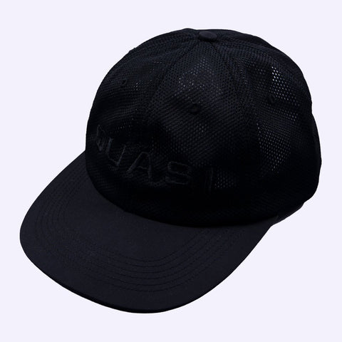 6P Perf Adjustable Snapback Hat Blk OS
