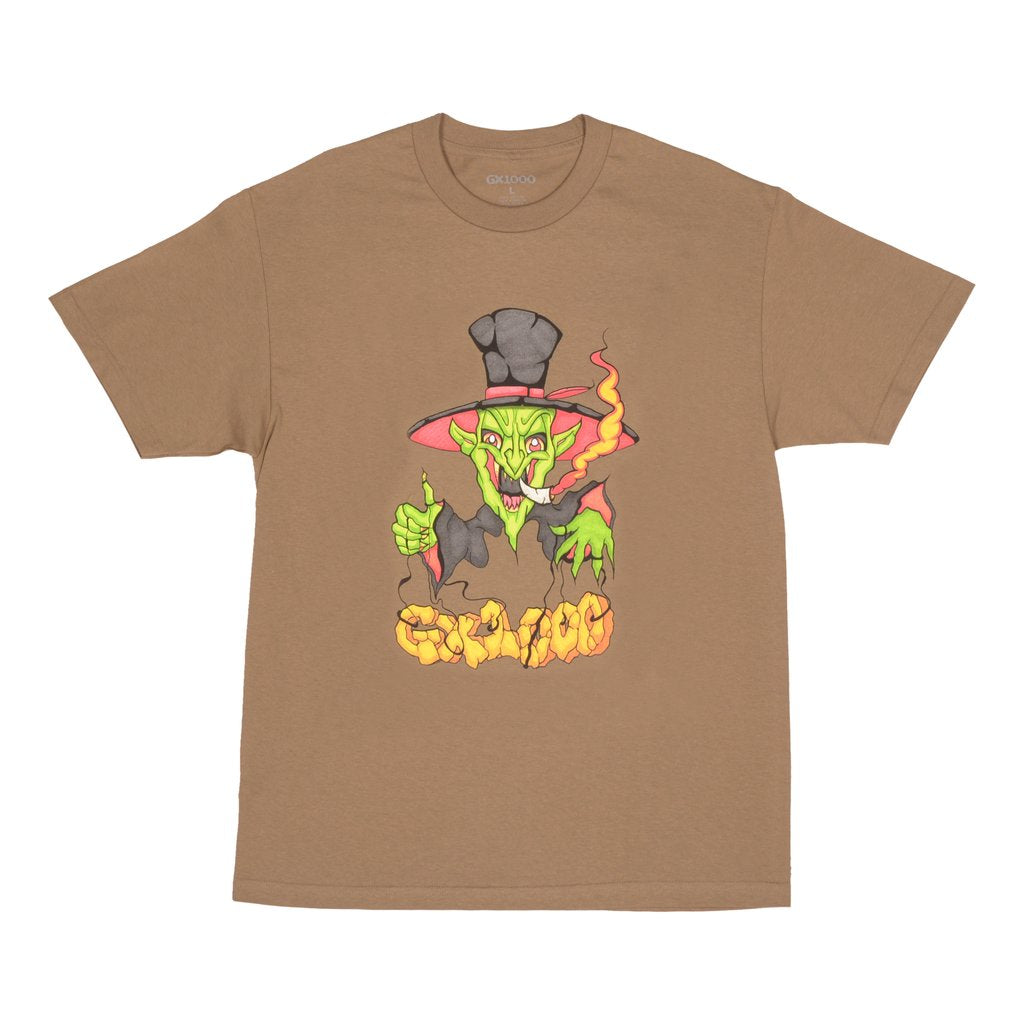 Puppet Master S/S Tee Shirt Safari Grn (size options listed)