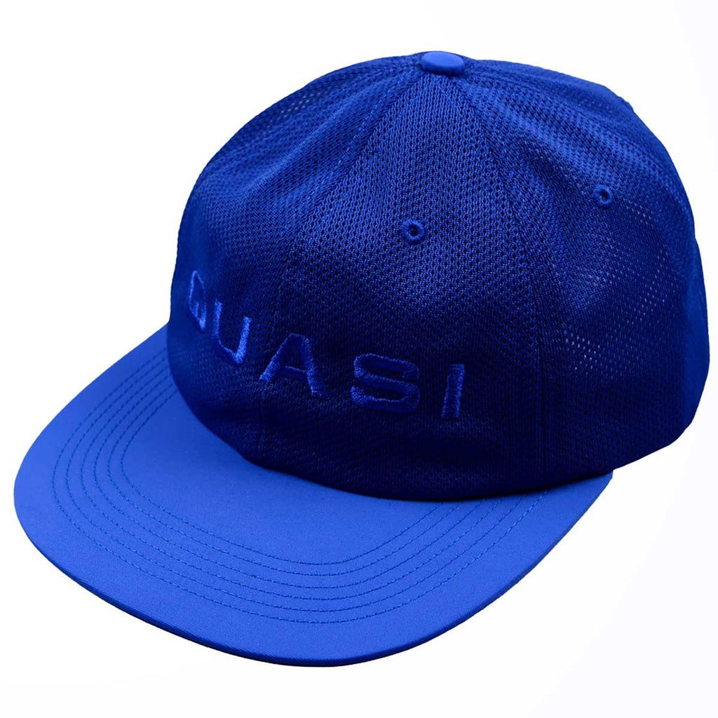 6P Perf Adjustable Snapback Hat Royal OS