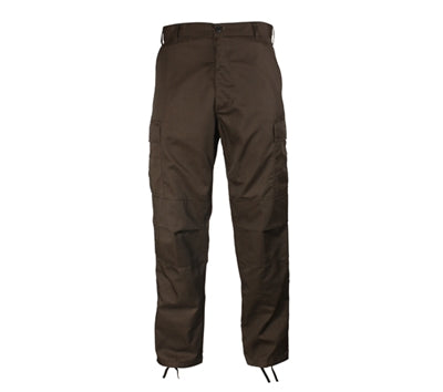 Flowers BDU Cargo Pants Brown (size options listed)