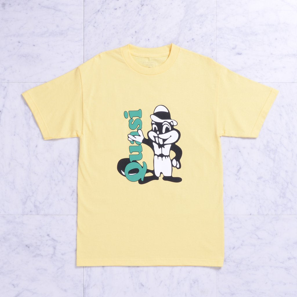 Toon Banana S/S Tee Shirt (size options listed)