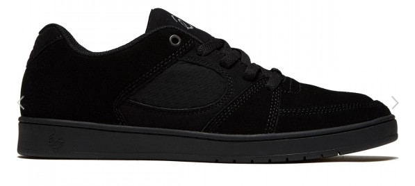 Accel Slim Shoe Blk/Blk (size options listed)