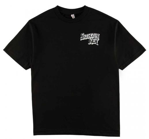 Navs Smith Grind S/S Tee Blk (size options listed)