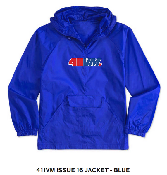 411vm Issue 15 Jacket (size and color options listed)