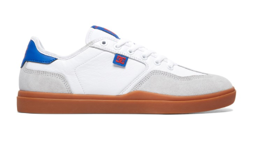 Vestrey Shoe Wht/Gum (size options listed)