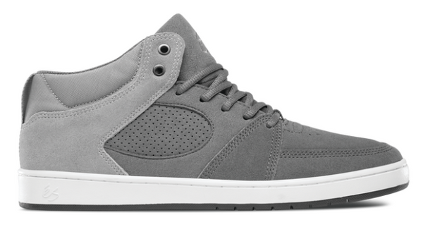 Accel Slim Mid Shoe Dk Grey/Grey (size options listed)