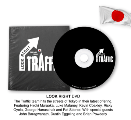 Look Right DVD