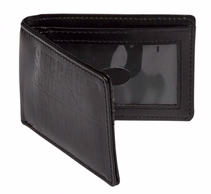 Support Bi-Fold Wallet Blk OS