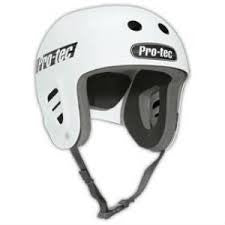 Full Cut Skate Helmet (color options listed)