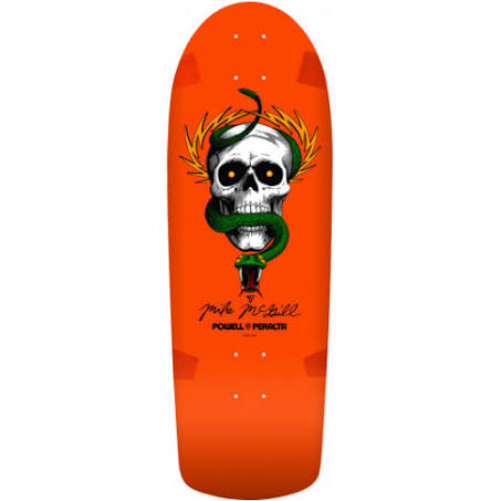 OG Mike Mcgill Skull & Snake Pro Deck Org 10.160 SP3