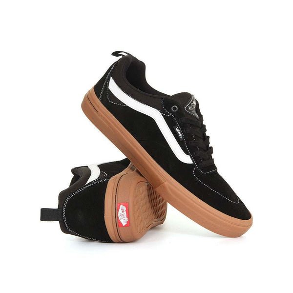 Kyle Walker Pro Shoe Suede Blk/Gum (size options listed)