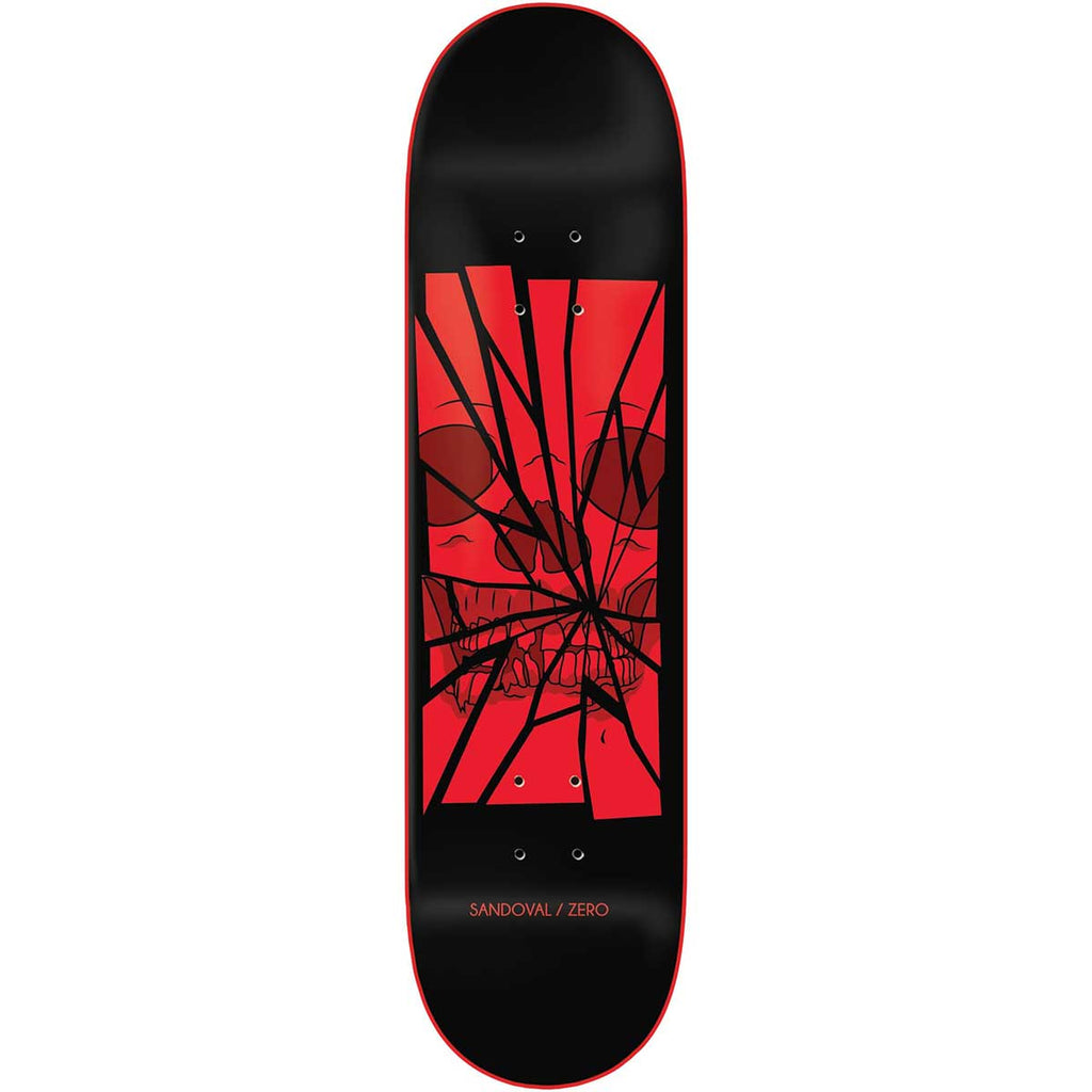 Tommy Sandoval Past Forms Pro Deck 8.0