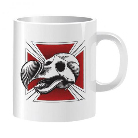 Dodo Skull Coffee Mug