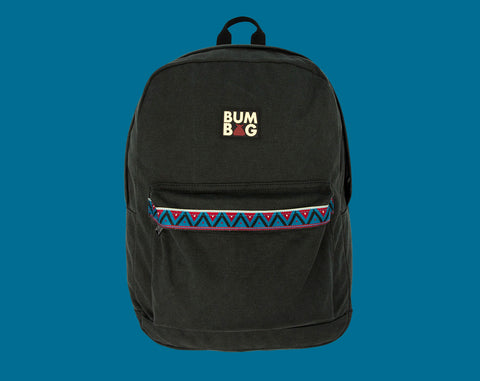 The Gert Scout Backpack Blk OS